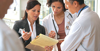claims management services for medical malpractice claims